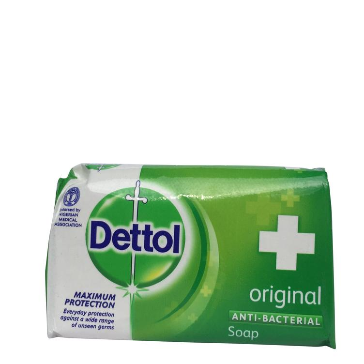 Dettol Anti-Bacterial Bar Soap Original 120 g