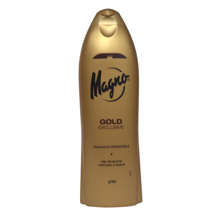 Magno Shower Gel Gold 550 ml