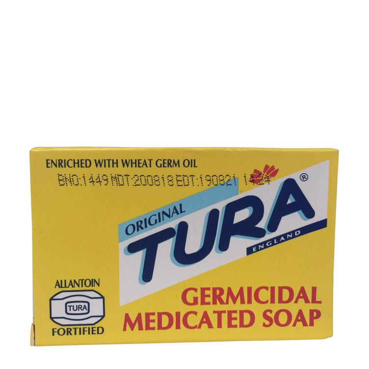 Tura England Germicidal Medicated Soap 65 g