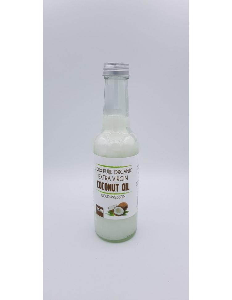 Yari 100% Extra Virgin Coconut Oil 250 ml