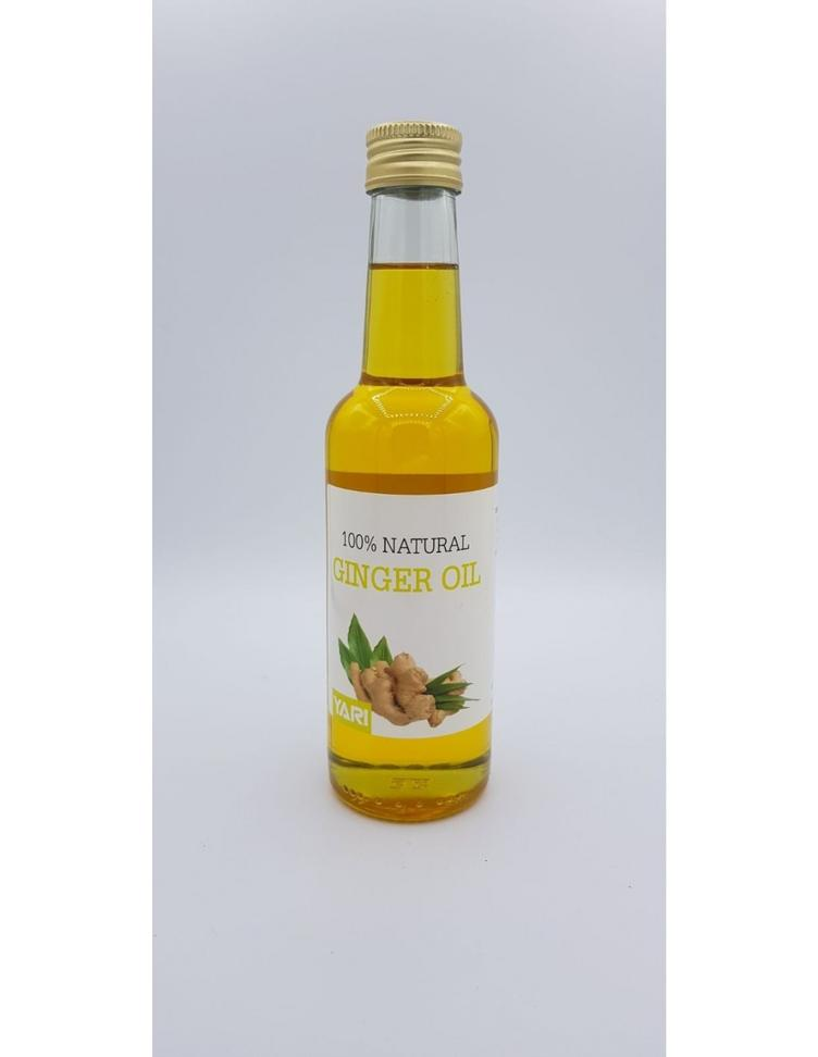 Yari 100% Natural Ginger Oil 250 ml