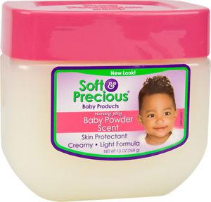 Soft & Precious Baby Jelly Baby Powder Scent 368 g
