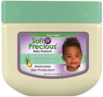 Soft & Precious Nursery Jelly with Aloe and Vitamin E 368 g