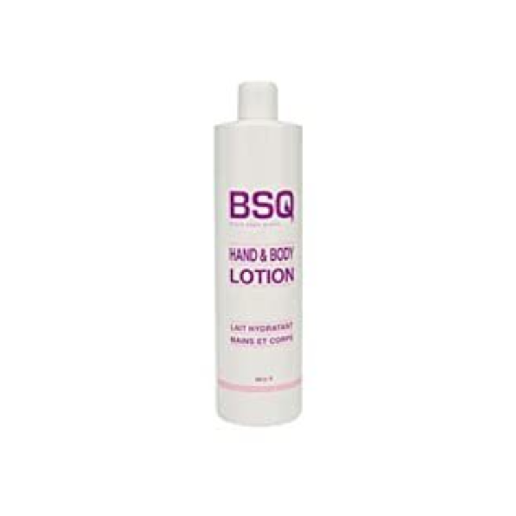 BSQ Hand & Body Lotion 500 ml