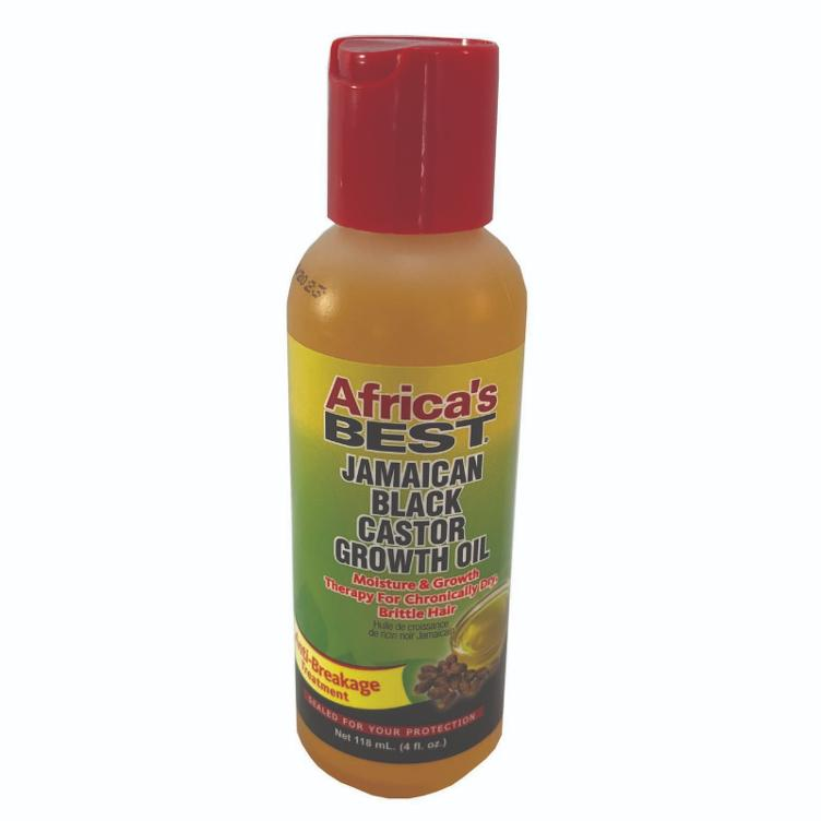 Africa`s Best Jamaican Castor Stimulating Growth Oil 118 ml