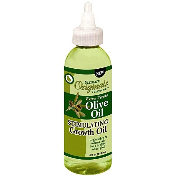 Africa`s Best Ultimate Organic Olive Stimulating Growth Oil 118 ml