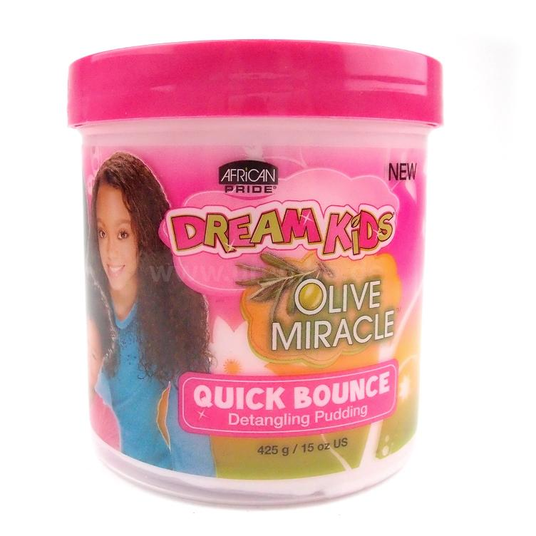 African Pride Dream Kids Olive Miracle Quick Bounce 425 g