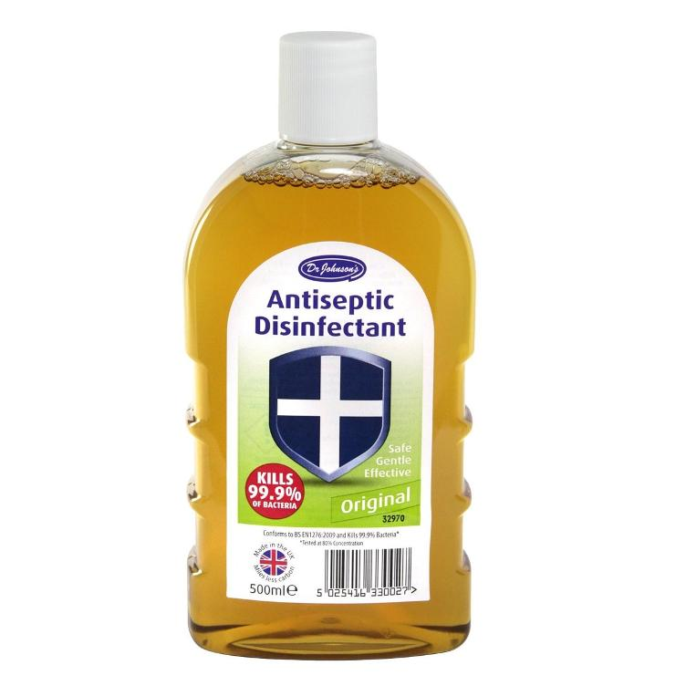 Dr. Johnson`s Antiseptic Disinfectant 500 ml