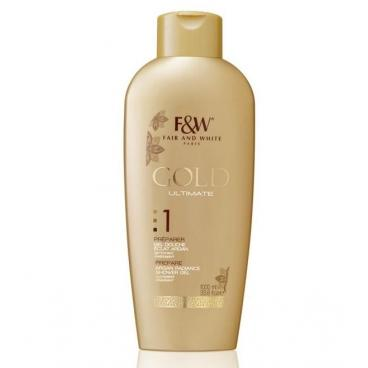 Fair and White Gold Argan Radiance Shower Gel 1000 ml