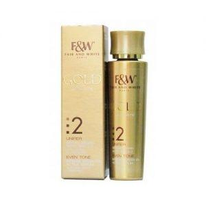 Fair and White Gold Intense Argan Oil Active Serum 30 ml