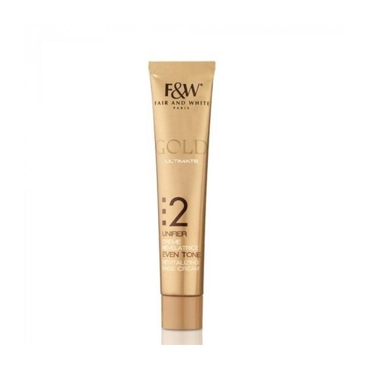 Fair and White Gold Revitalizing Fade Cream 50 ml
