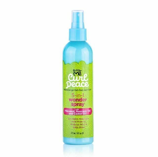 Just for Me Curl Peace 5-in-1 Wonder Spray 237 ml