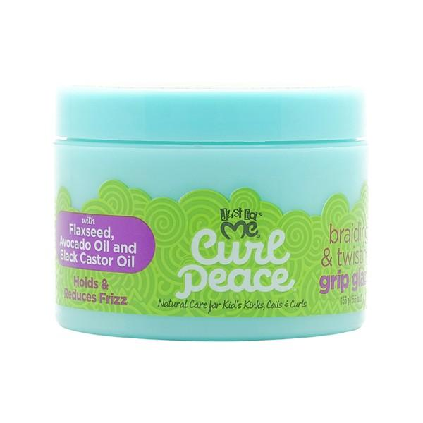 Just for Me Curl Peace Braiding & Twisting Grip Glaze 156 g
