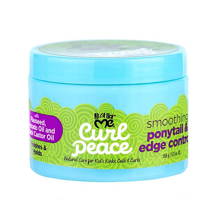 Just for Me Curl Peace Ponytail & Edge Control 156 g