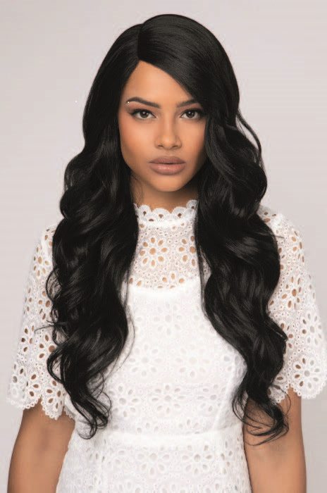 Lace Wig - Charming Waves Color 2