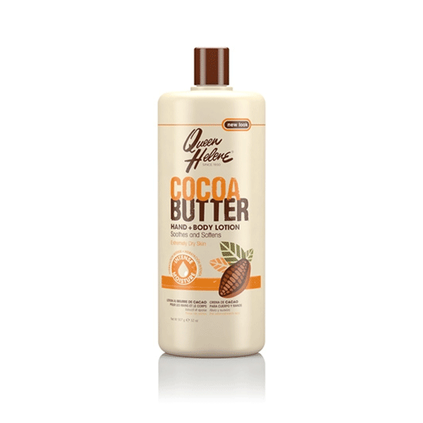 Queen Helene Cocoa Butter Hand & Body Lotion 454 ml