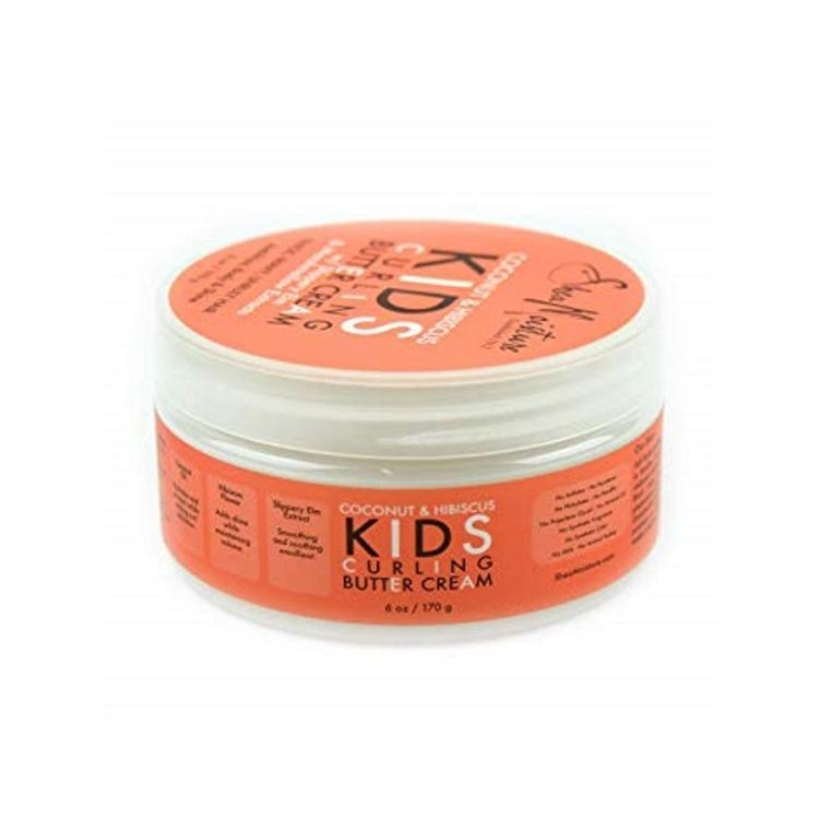 Shea Moisture Kids Coconut & Hibiscus Curling Creme 170 g