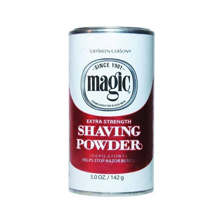 SoftSheen Carson Magic Powder for Shaving Extra Strength 142 g