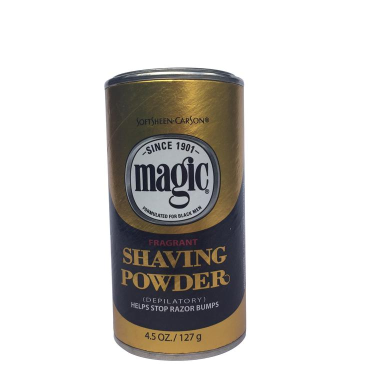 SoftSheen Carson Magic Powder for Shaving Gold 142 g