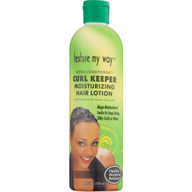 Texture My Way Curl Keeper Moisturizing Hair Lotion 355 ml
