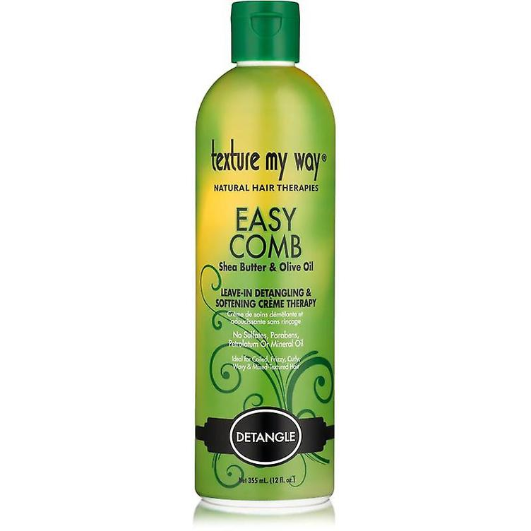 Texture My Way Easy Comb Leave In Detangling and Softening Cream 355 ml