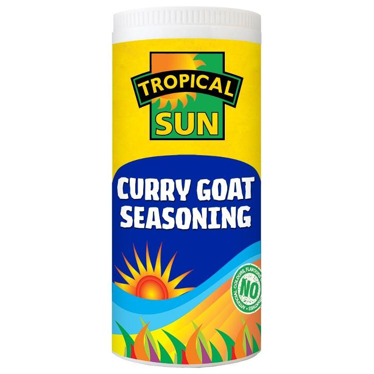 Tropical Sun Curry Goat Seasoning 100 g