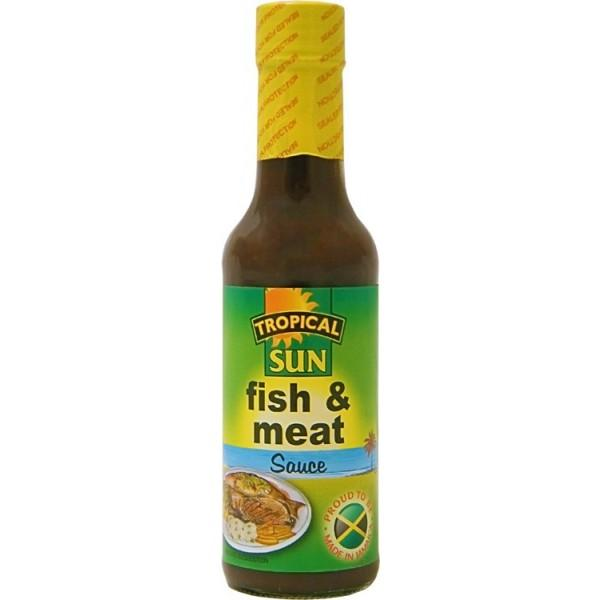 Tropical Sun Fish and Meat Sauce 142 ml