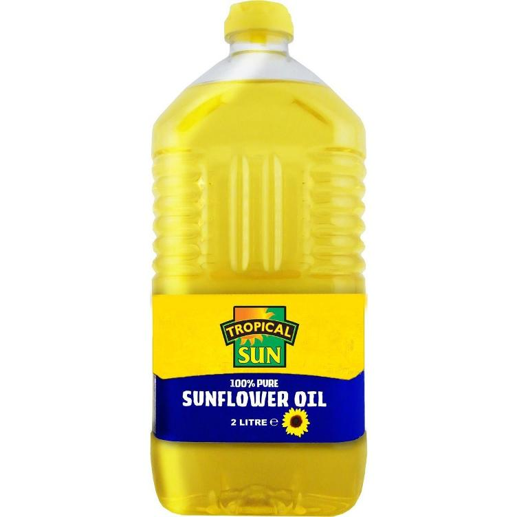 Tropical Sun Sunflower Oil 2 Lt.