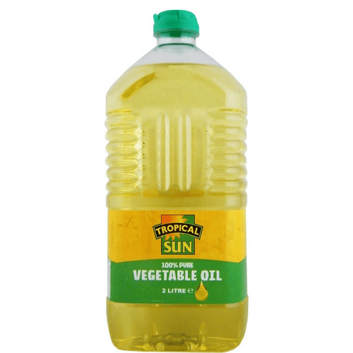 Tropical Sun Vegetables Oil 500 ml